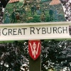 Great Ryburgh Village Sign