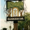 Framingham Earl Village Sign
