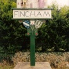 Fincham Village Sign