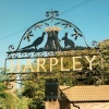 Harpley Village Sign