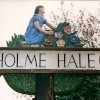 Holme Hale Village Sign