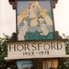Horsford Village Sign