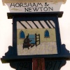 Horsham and Newton Village Sign