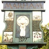 Marham Village Sign