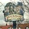 Great Hockham Village Sign