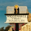 Wiggenhall St. Mary Magdalen Village Sign