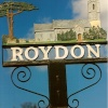 Roydon Village Sign