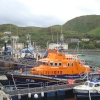 'Henry Alston Hewat' lifeboat at Mallaig Harbour