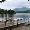 Derwent water at Keswick