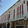 The Old Arsenal Stadium at Highbury