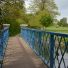 Blue Bridge, River Frome, Dorchester
