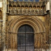 The West Portal, main entrance into Lincoln Cathedral