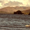 Wading on Windermere