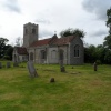St Nicholas Church, Rushbrooke, Suffolk