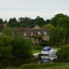River Nene, Wansford