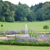 The Sunken Garden at Reigate Priory Park