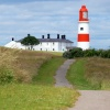 Path to Souter Lighthouse
