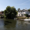 Houses off Mill Lane, Henley-on-Thames