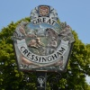 Great Cressingham sign
