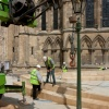 York Minster renovation