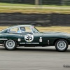 E-type racing at Brands Hatch.