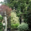 The gates of Dunchurch Park Hotel