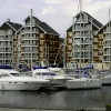 New Apartment Blocks, Ipswich Marina