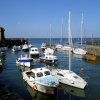 Harbor at Lynmouth, Devon