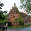 Oast House at Chiddingstone