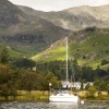 Coniston yacht