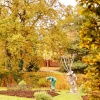 Caldecott Park in Autumn, Rugby