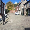 Up Steep Hill in Lincoln