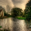 Flatford Mill - Suffolk (The Hay Wain)