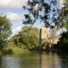 The River Ouse, Hemingford Grey