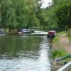 River Wey Heads For Guildford
