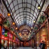Newcastle upon Tyne Central Arcade