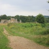 Waverley Abbey Approach