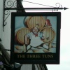Pub sign from York