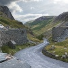 Honister Pass, in the Lake District, Cumbria