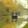 Autumn on the canal