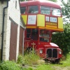 The Routemaster that got away! Greetham, 21st July 2012