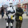 Aliens in Weston Super Mare