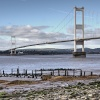 Severn Bridge at Aust