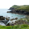 Lundy Bay in Cornwall