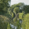 The Oxford Canal at Kirtlington, Oxfordshire