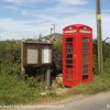 Telephone Kiosk, The Street, Little Badminton, Gloucestershire 2012