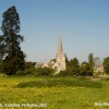 Church of St Giles, Alderton, Wiltshire 2012