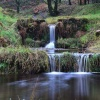 Calf Hey waterfall, Haslingden