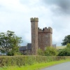 Toppin Castle near Hayton ,Cumbria