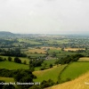 Severn Valley from Coaley Peak, nr Coaley, Gloucestershire 2013